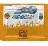 Envelope Copa América 2011 Argentina Lacrado