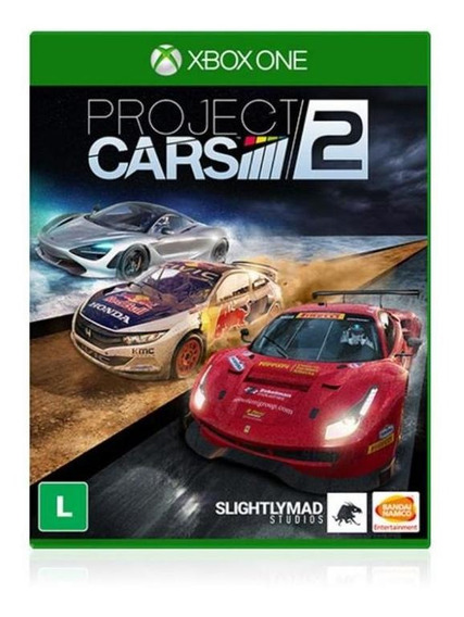 Jogo Game Project Cars 2 - Xbox One