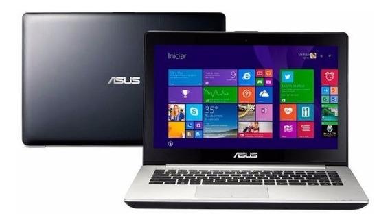 Notebook Asus Vivobook S451la-ca046h Core I5 8gb 500gb Touch