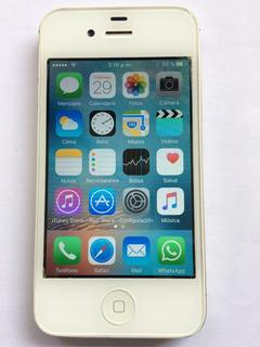 I Phone 4s Blanco Modelo A 1387