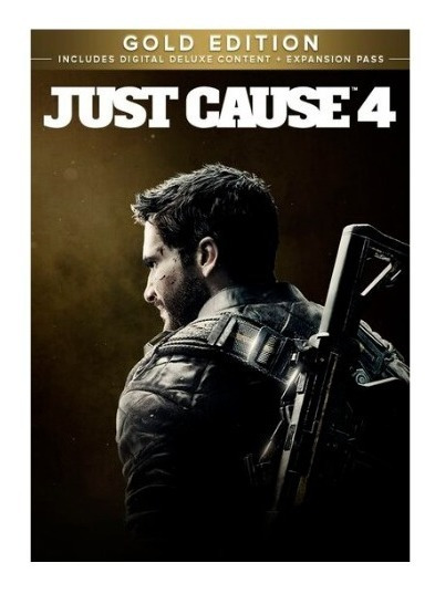 Just Cause 4 (gold Edition) Key Steam
