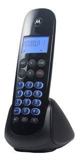Telefone Sem Fio Motorola Moto700-mdrd3, Preto, 2 Ramais