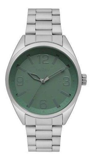 Relógio Masculino Condor Fundo Verde Co2035mpm/k3v
