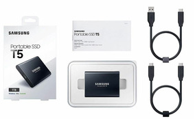 Ssd Externo Samsung 1tb Usb 3.1 Portable T5 - Mu-pa1t0b/am
