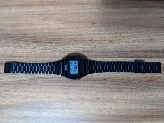 Relógio Casio Preto Original