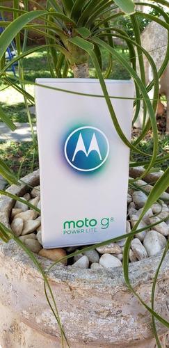 Smartphone Motorola Moto G8 Power Lite 64gb + 4gb Ram Novo