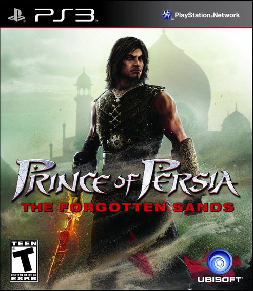 Jogo Prince Of Persia - The Forgotten Sands (usado) Ps3