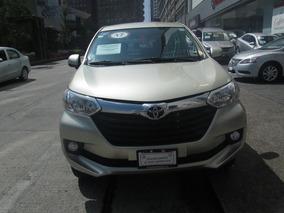 Toyota Avanza Xle At 2017