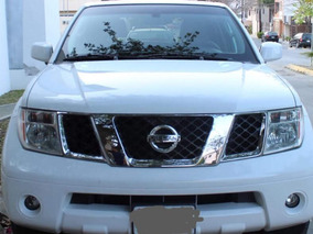 Nissan Pathfinder Le Piel Luxury 4x4 At Excelente Unico Dueñ