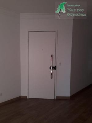 Apartamento Com 3 Dormitórios À Venda, 117 M² Por R$ 480.000 - Chácara Agrindus - Taboão Da Serra/sp - Ap0689