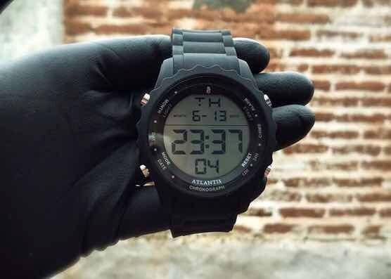 Relógio Esportivo Atlantis A7457 Original + Frete Grátis