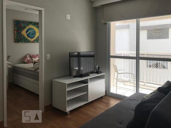 Apartamento Para Aluguel - Bela Vista, 1 Quarto, 42 - 893057087