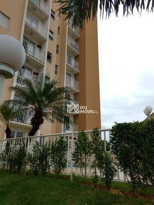 Apartamento Com 2 Dormitórios À Venda, 52 M² Por R$ 250.000 - Jardim Alice - Indaiatuba/sp - Ap0255