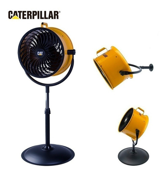Ventilador Industrial 16 Caterpillar Modturbo/pie Hvpdac