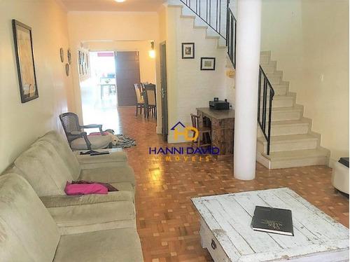 Imagem 1 de 20 de Maravilhosa Casa À Venda Na Vila Mariana Com 3 Dormitórios, 1 Suíte, 2 Vagas - 266 M² - Ca0221