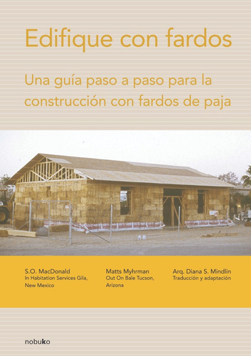 Imagen 1 de 2 de Edifique Con Fardos
