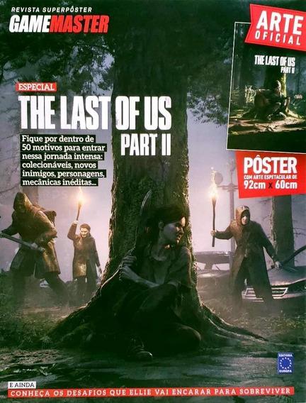 Revista Superpôster - The Last Of Us Parte Ii (volume 2)