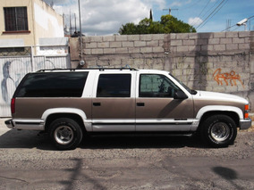 Chevrolet Suburban Familiar