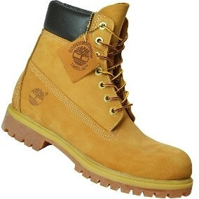 Bota Timberland Yellow Boot Icon M Novo Original.