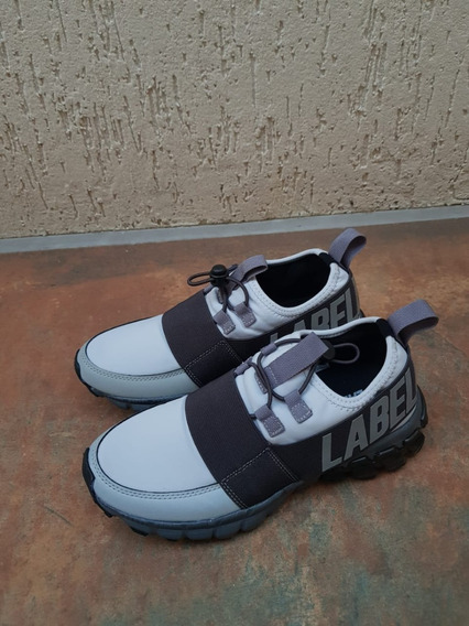 Tênis Sneakers Saturn Labellamafia Cinza