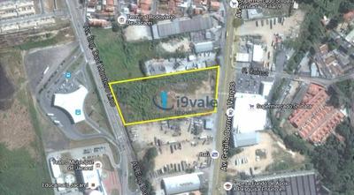Área Comercial E Industrial À Venda, Jardim Primavera, Jacareí-sp. - Ar0011
