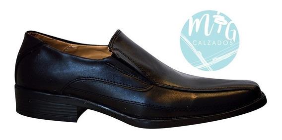 Zapatos De Vestir Hombre Casual Linea Italy Art 4250 Num 39/45