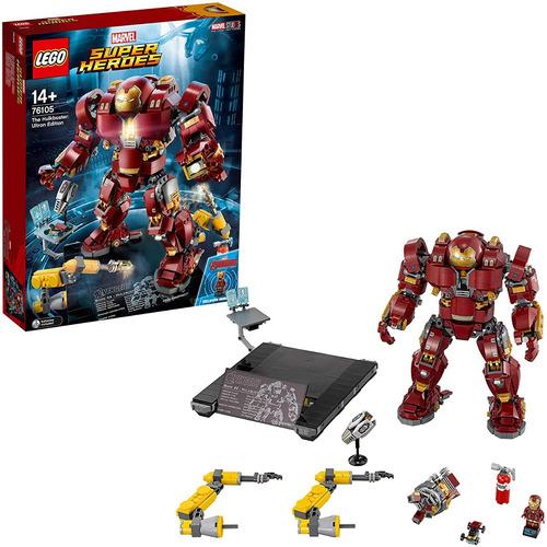 Lego Avengers: Infinity War The Hulkbuster 76105 Kit 1363 Pz