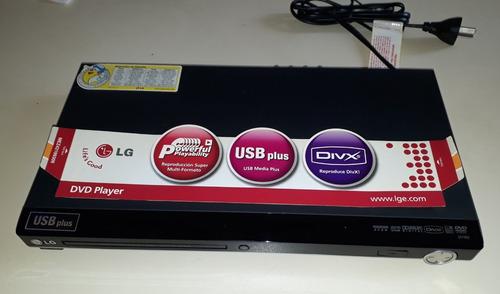 Reproductor Dvd LG Mod. Dv352