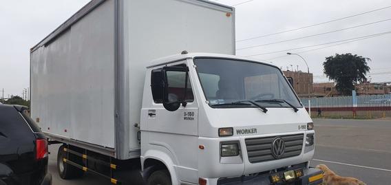 Camión Furgon Volkswagen Worker 5 Tn