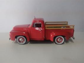 Miniatura Pick-up Mercury M100 1954 1/50