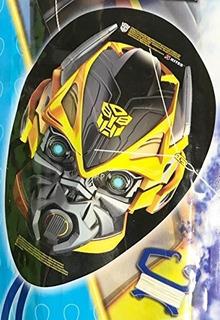 Transformers Bumblebee Facekite 20 Cometa En Forma De Cara A