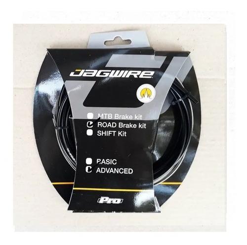 Kit Cables Y Fundas De Freno Jagwire Advance Bici Ruta