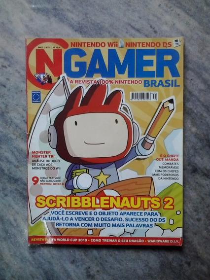 Ngamer Brasil Nº 35 Scribblenauts 2