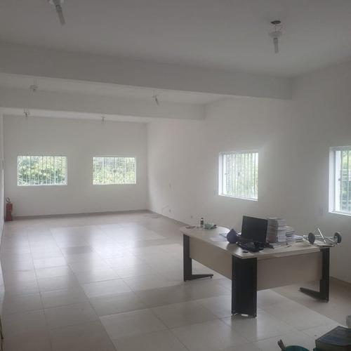 Imagem 1 de 7 de Sala Para Alugar, 82 M²  Podendo Ser Transformada Em Apto Residencial - Jardim Das Flores - Osasco/sp - Sa0217. - Sa0217