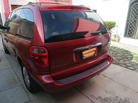 Chrysler Voyager Lx Todas Las Opciones At 2005