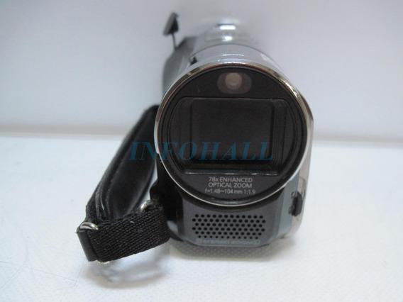 Defeito Filmadora Câmera Digital Panasonic Sdr-t51
