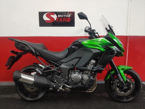 Kawasaki Versys 1000 Abs 2018 Verde
