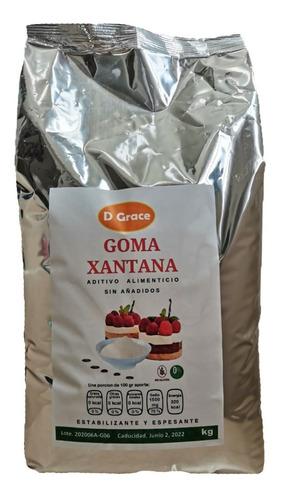 Imagen 1 de 4 de Goma Xantana Sin Gluten Keto Calidad Premium 4 Kg