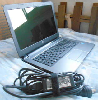 Notebook Hp 14 R003la Windows 10 + Programas - Leer Todo