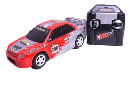 Auto A Radio Control Rally Escala 1:24
