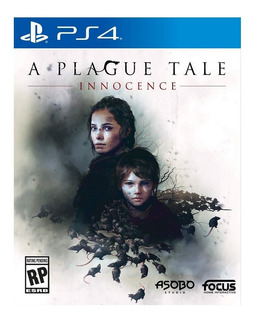 A Plague Tale: Innocence - Juego Fisico Ps4- #sniper.cl