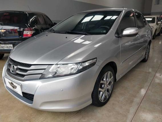 Honda City Ex Automatico 2012 Ofertao Financia S/ Entrada
