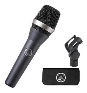 Microfono Dinamico Supercardioide Akg D5 De Escenario