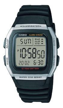 Relógio De Pulso Casio W-96h-1avdf-sc
