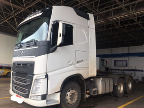 Volvo Fh12 460 6x2 Globetrotter I-shift Ano 2016 Baixo Km