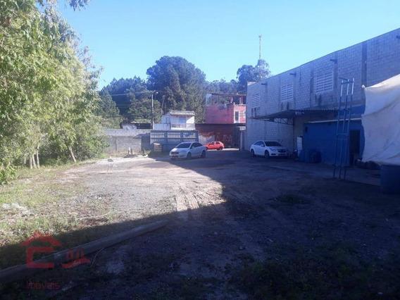 Terreno Para Alugar, 700 M² Por R$ 4.000/mês - Jardim Do Rio Cotia - Cotia/sp - Te0211