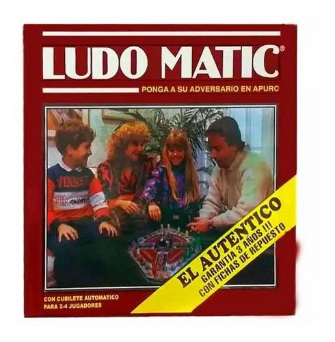 Juego Ludo Matic El Tradicional - Original
