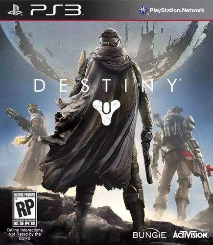 Jogo Destiny Playstation 3 Ps3 Original Lacrado