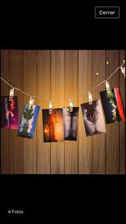 Serie De Luz Para Navidad De 1m, 2m,3m Y 4m De Largo