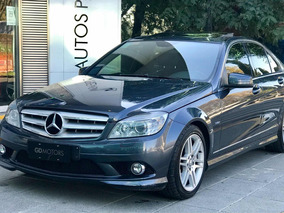 Mercedes Benz C250 Avantgarde Sport Amg At 2011 Gris